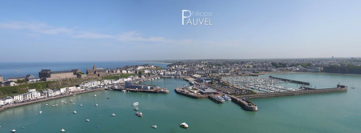 drone granville port photos