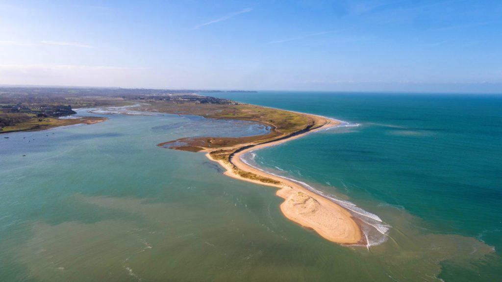 Drone au Havre de la Vallée